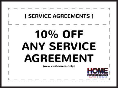 Service Agreement Coupon