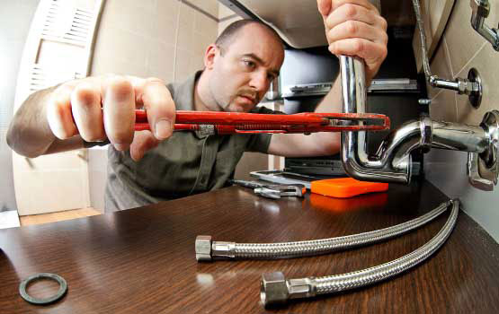 We are your local plumbing experts. Get in touch with us today!