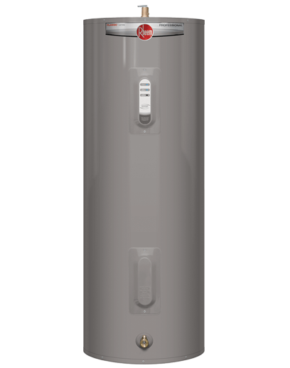 Rheem tank water heating systems.